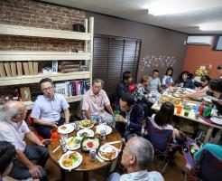 東林間オフィス開設記念パーティー