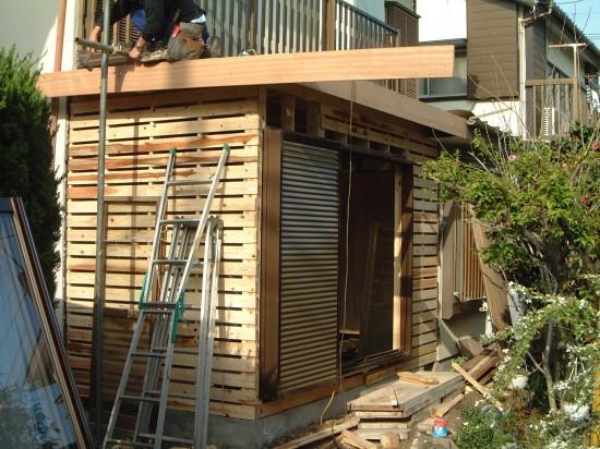 増築工事M様邸 (1)